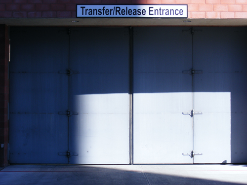 Clark County Inmate Search - Transfer Release Entrance
