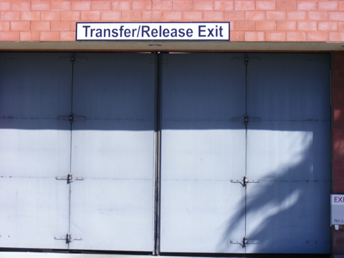Transfer Release Exit: Clark County Detention Center