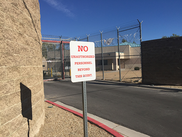 North Las Vegas Jail