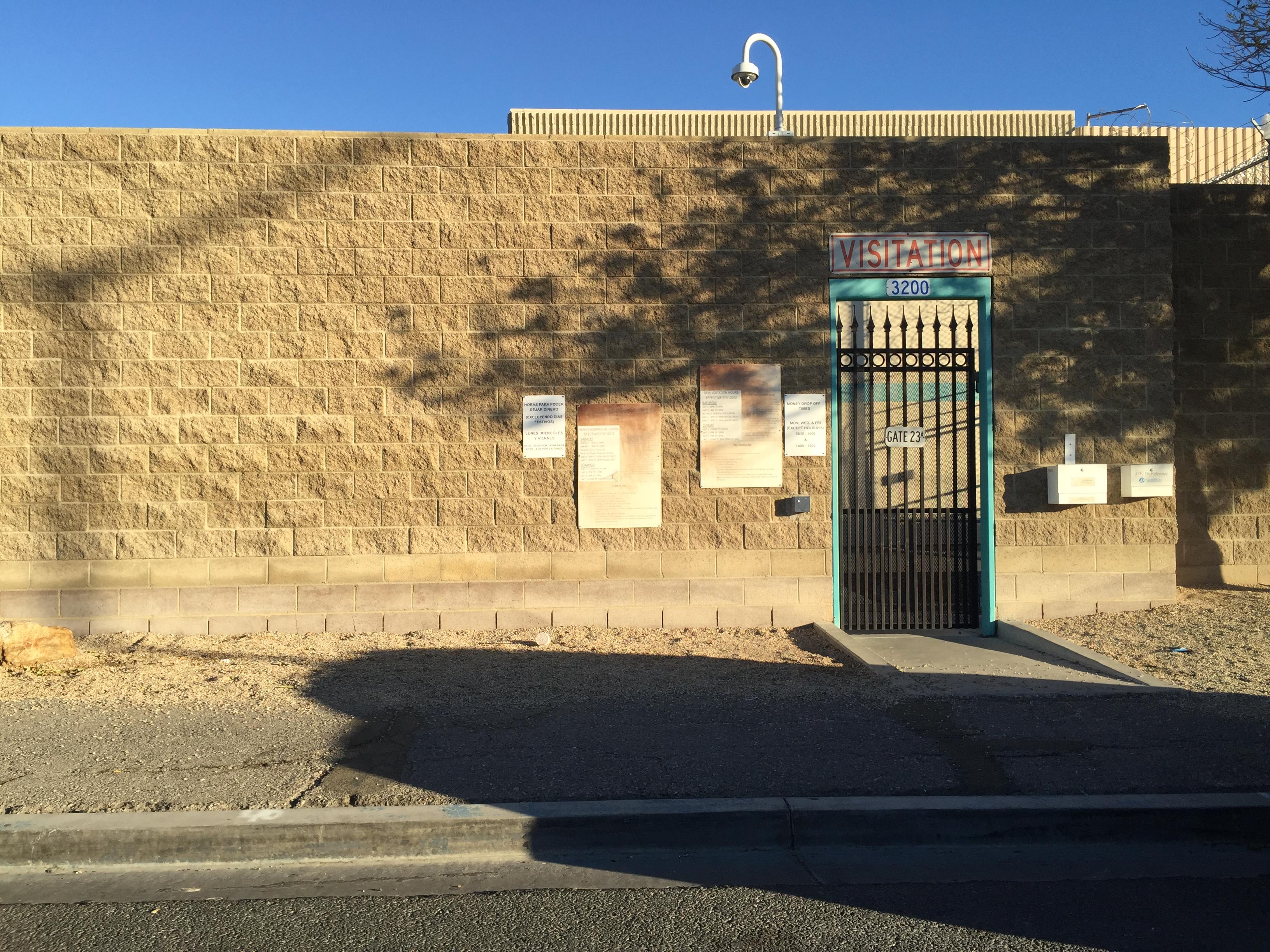 Las Vegas Inmate Search