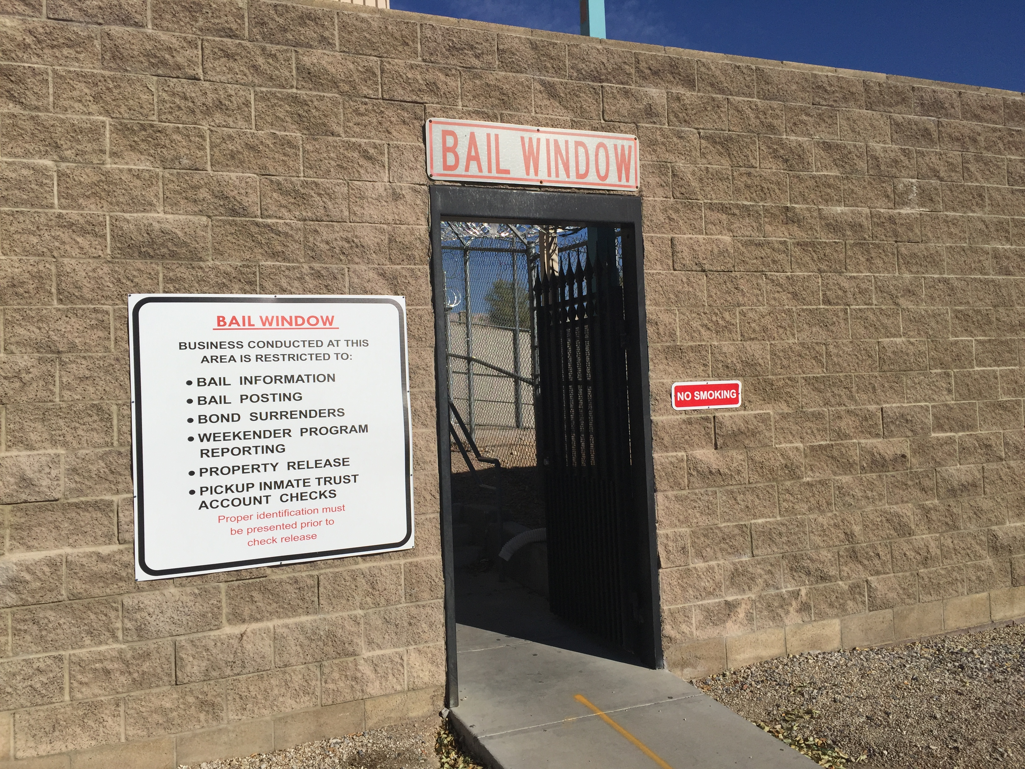 Las Vegas Jail Inmate Search