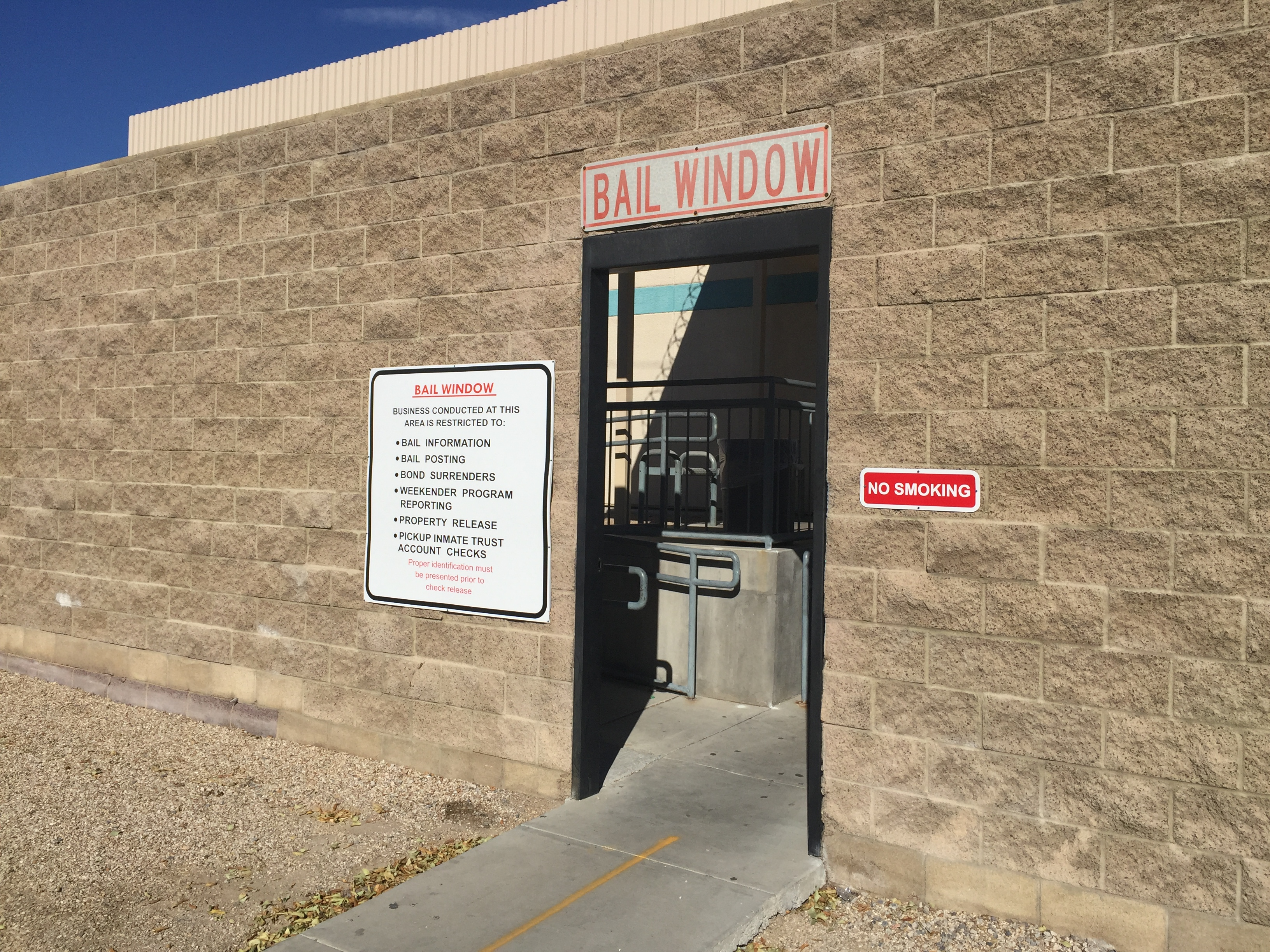 North Las Vegas Jail Inmate Search
